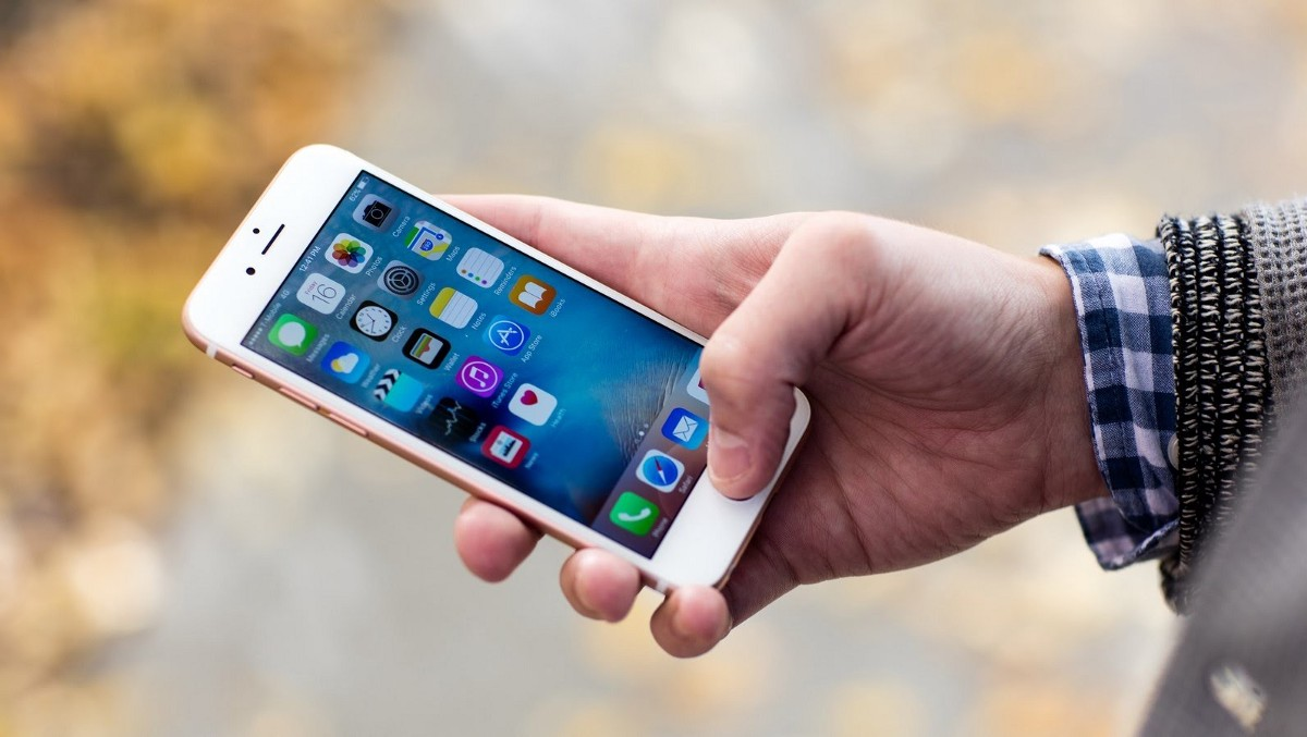 Apple iphone 6 data recovery