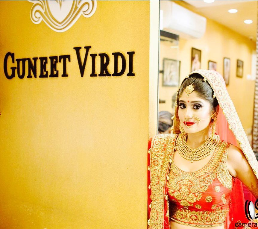 She has a studio in Meherchand Market, New Delhi their give you a stunning makeover that makes your event memorable. To know more details, visit our website ...