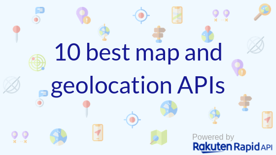 Top 10 Map APIs: Google Maps, BING Maps, Mapbox and other ... Maps Api on