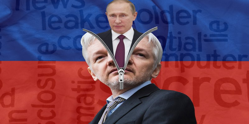 "Debunking The ""Assange Is A Russian Agent"" Smears"