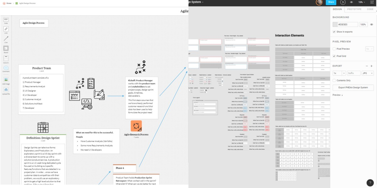 Process: How I Use Milanote & Figma for Product Design
