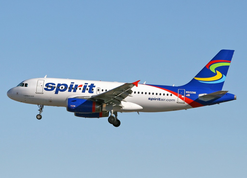 the startling reality of flying with spirit airlines