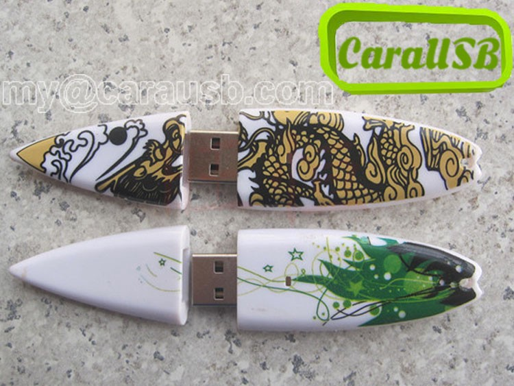 Premium gift usb flash drive with surfboard designsurfboard is a long, narrow streamlined board used in surfing. Try to distribute these superb white ...