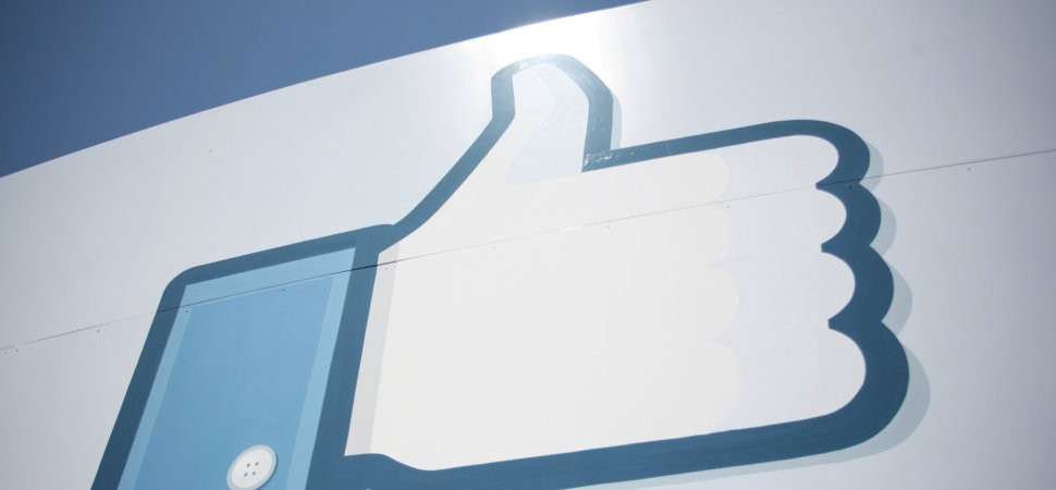 "A Healthier Redesign of the Facebook ""Like"" Button"