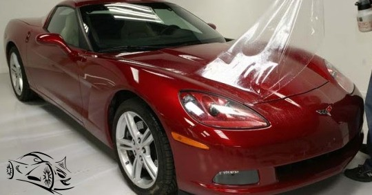How to Remove Old 3M Invisible Paint Protection Film From ...