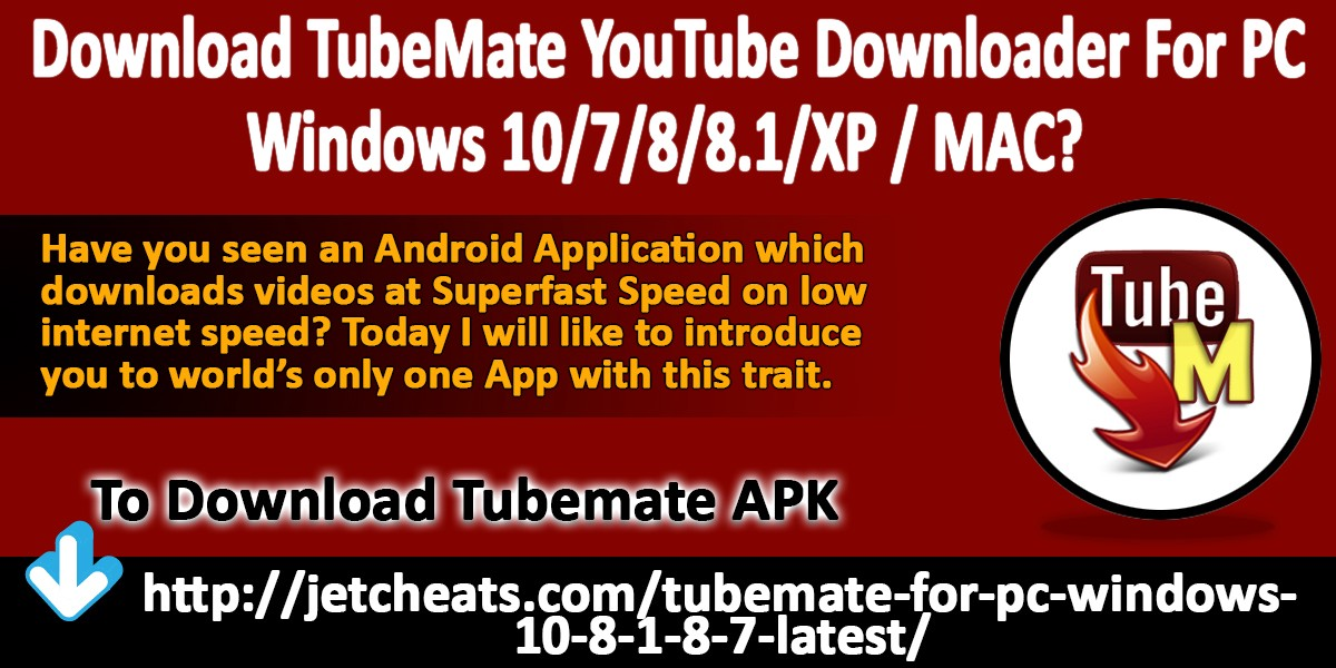 Download tubemate youtube downloader for pc windows 10 ccuart Images