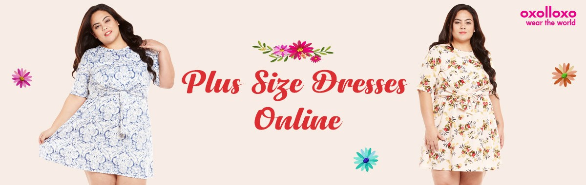 Buy Sexy Plus Size Dresses Online From Oxolloxo Oxolloxo Medium