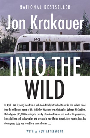 Into the wild essay question