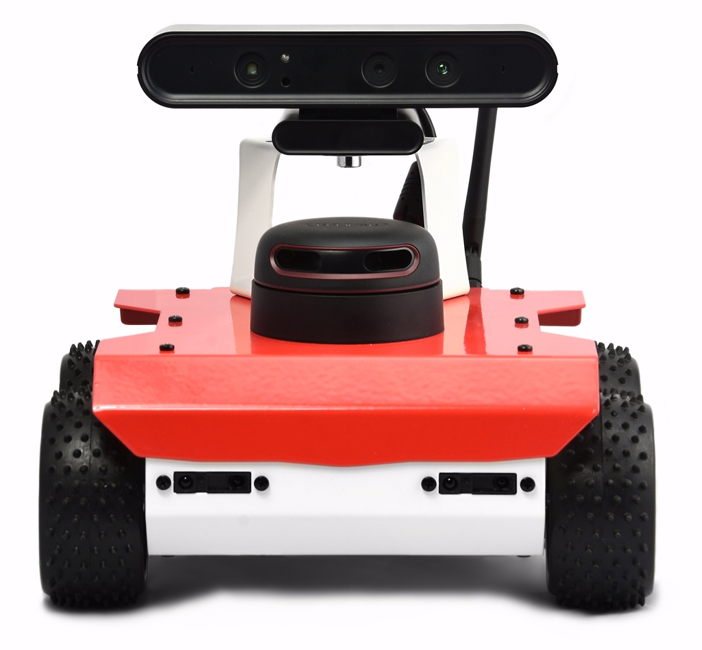 Rosbot 2 0 A New Open Source Autonomous Robot Platform