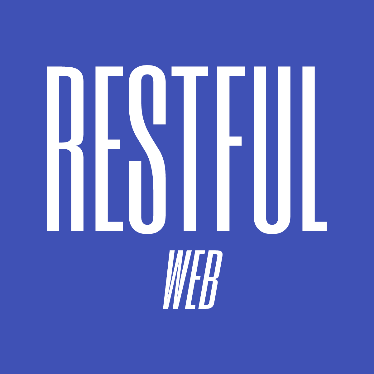 The RESTful Web