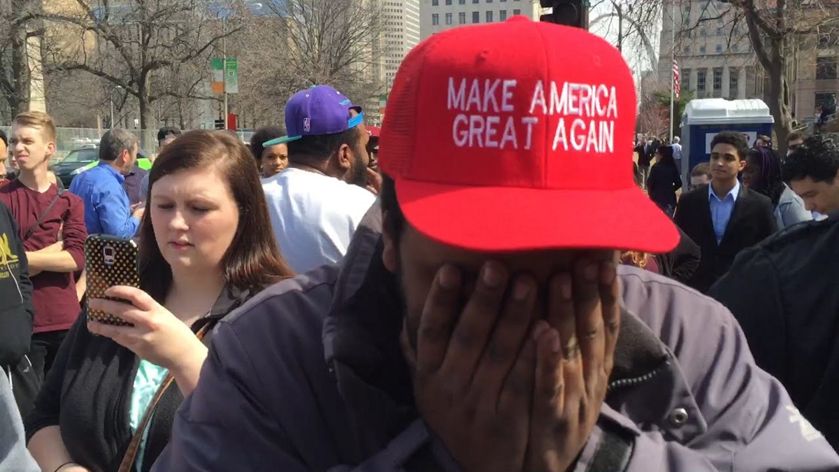 A Plea for People of Color—especially black people!—to Stop Trump. Vote! And Vote Hillary!