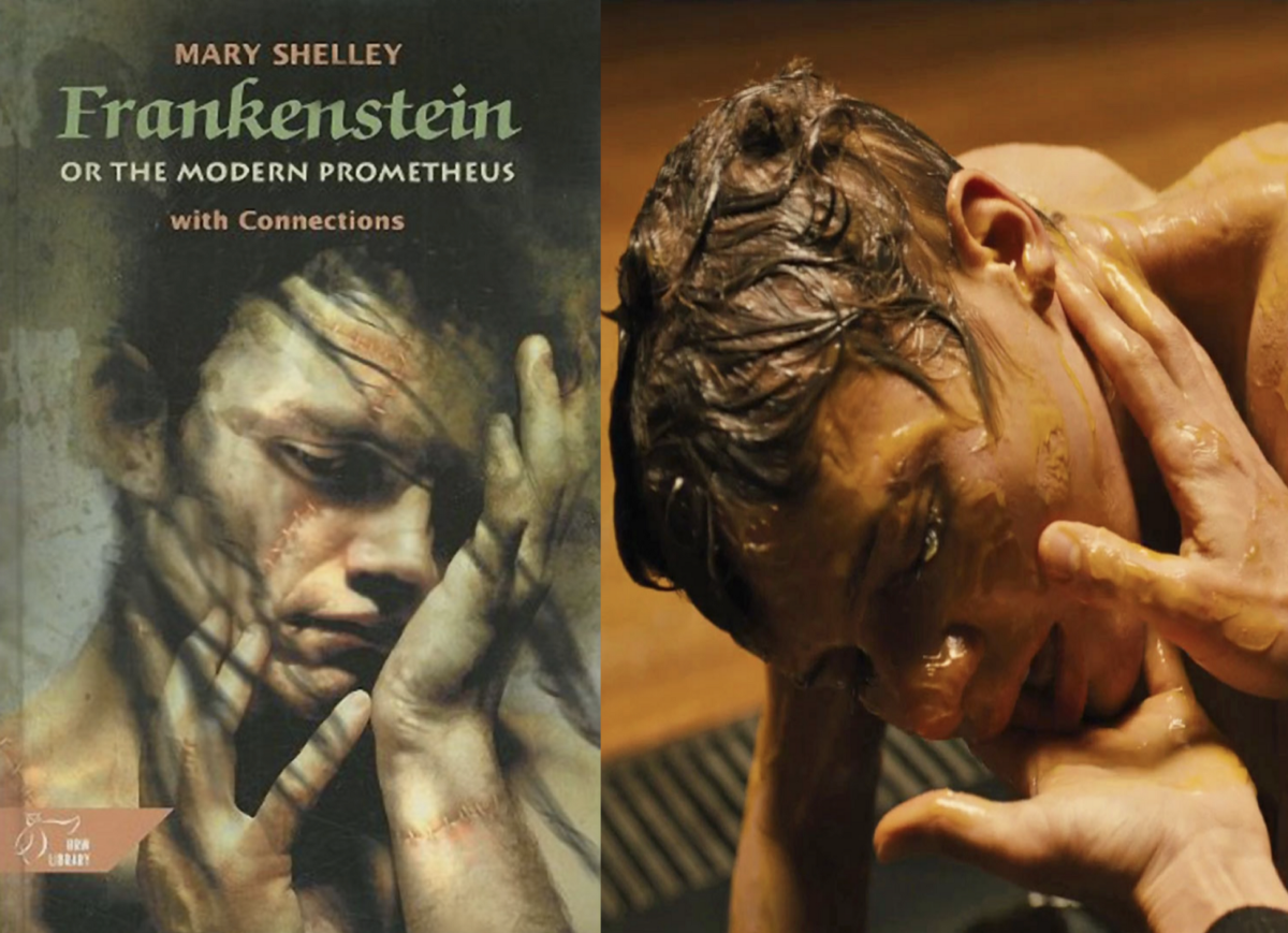 frankenstein and blade runner what it means to be human The film text bladerunner is rich with confrontational ideas about human nature  and technology  essay on mary shelley's frankenstein and bladerunner.
