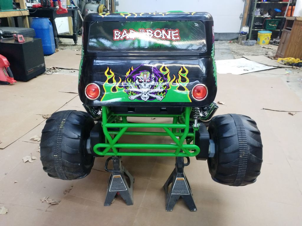 Trick Out Your Kid S Power Wheels Car With An Esc For Better