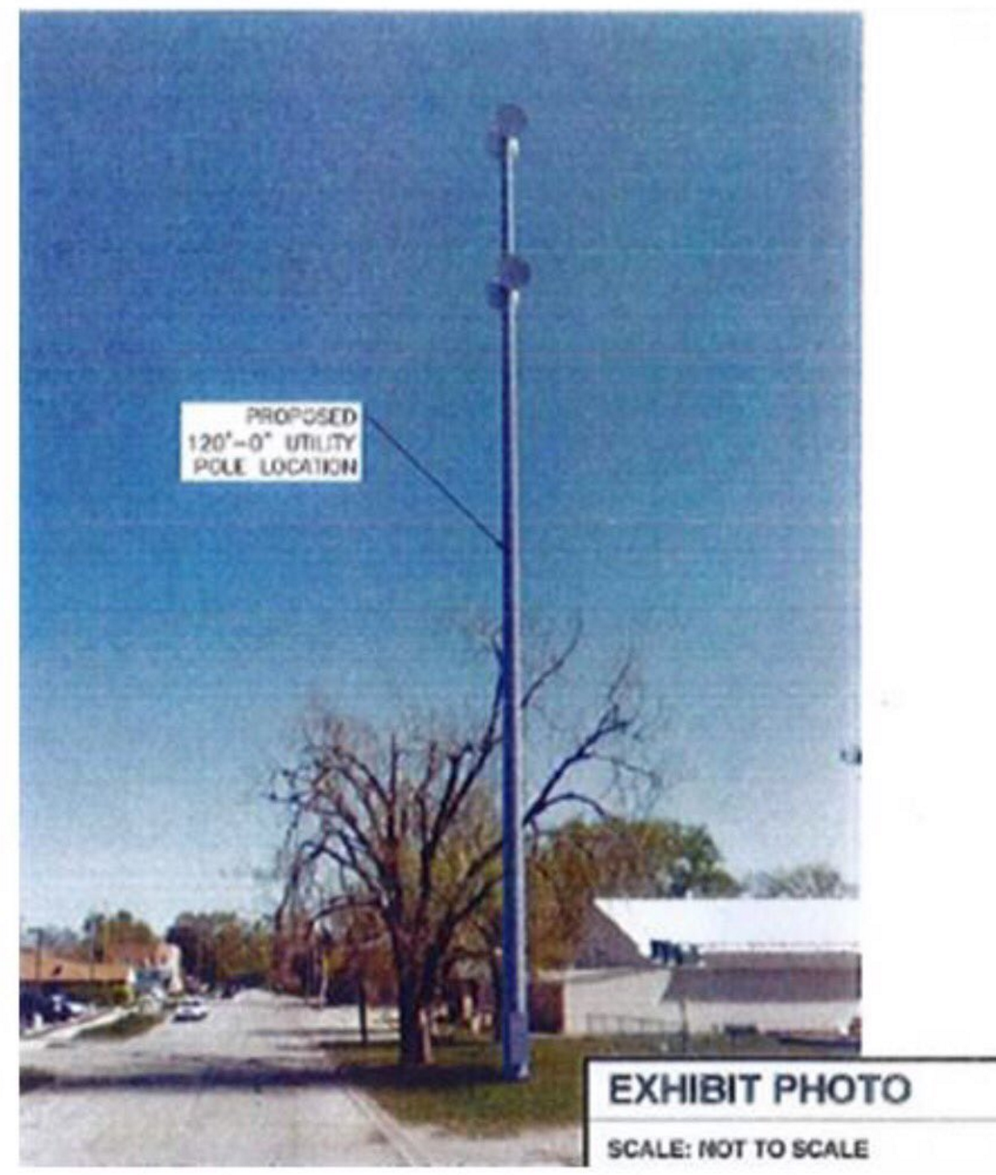 10 Key Issues For California Cities Counties On The Challenges Of Lights As Well Flasher Relay Wiring Diagram Together With Street Light Why Is This Proposed 120 Foot Tall Small Cell So And Close To Residential Driveways It Appears That Mobilitie Sprints Network