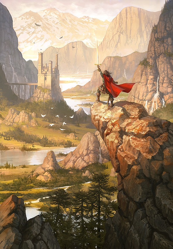 How Terry Brooks Saved Epic Fantasy A Dribble Of Ink Medium