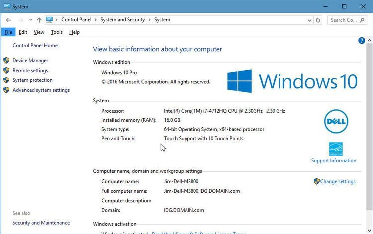 How to install Windows from USB and find my product key