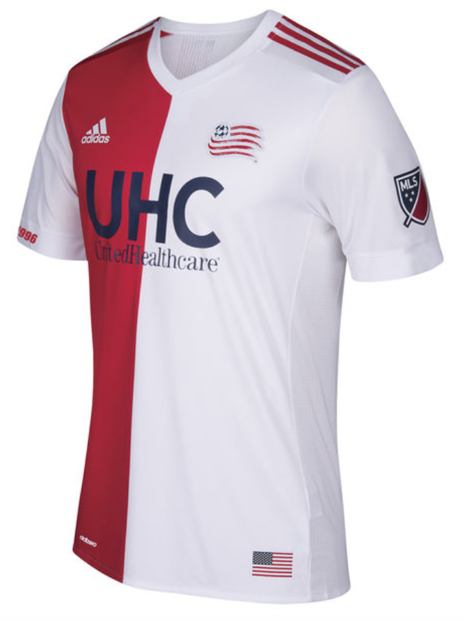 f24f0bd61de The 46 MLS jerseys for the 2018 season