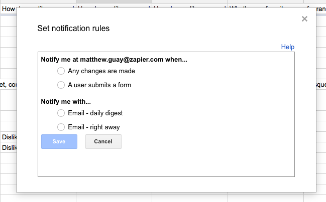 How to get Customized Email Notifications from Google Forms with a ...
