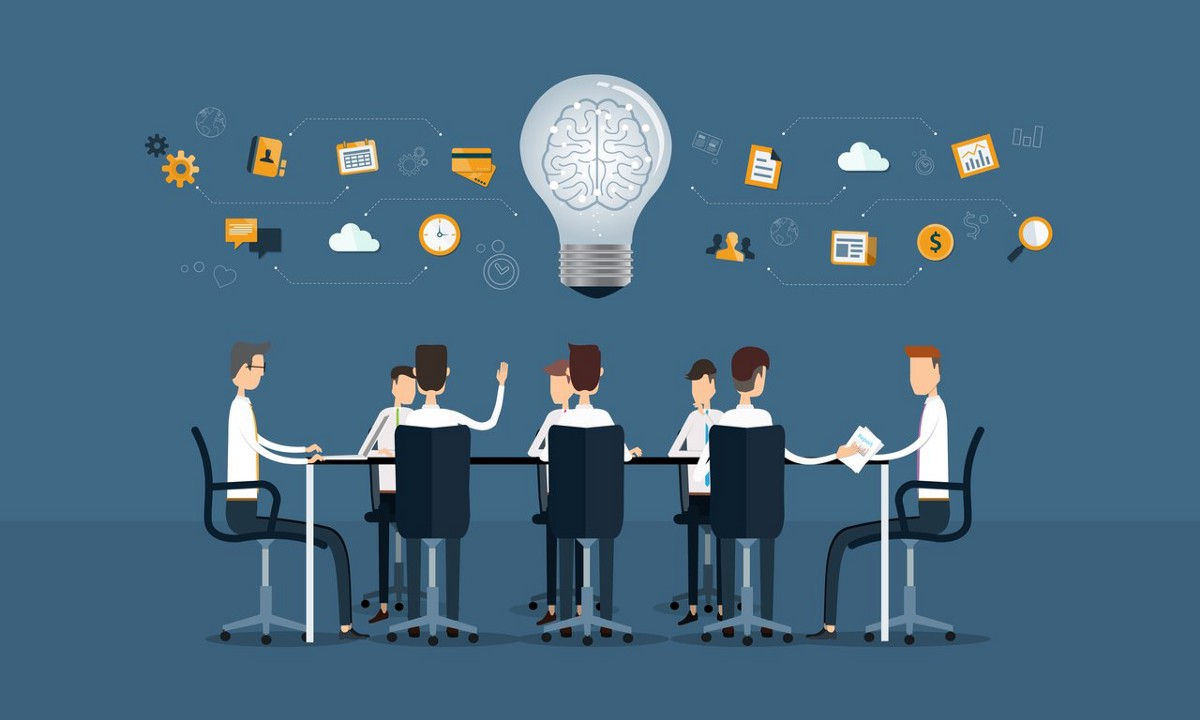 teamwork in a business organization Teamwork involves different people and different groups across your business working together to maximize their efficiency and reach a common goal there are many ways of organizing teams – some teams are organized around a particular product that is being developed, while others are organized.