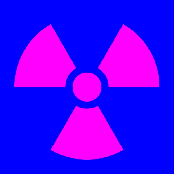 Radiation Symbol 1948 Fgd1 The Archive Medium