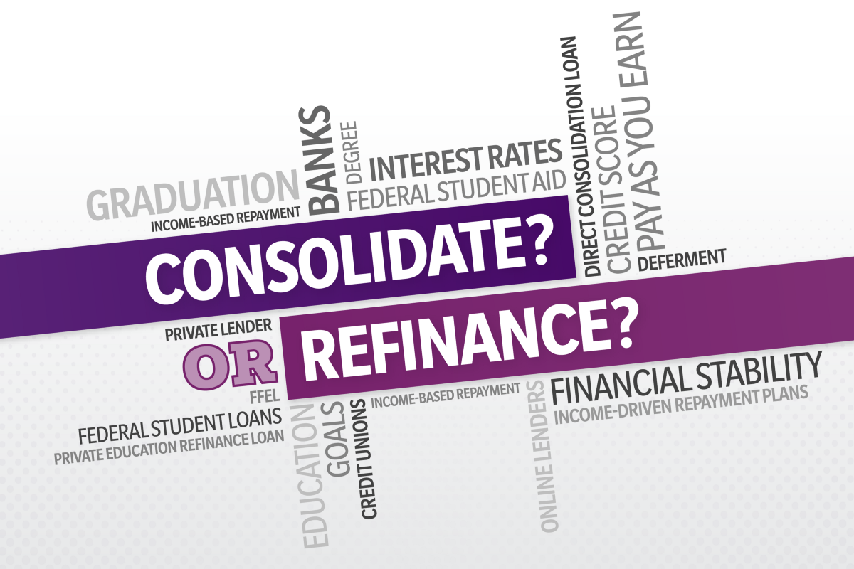 Is consolidating student loans good for credit score