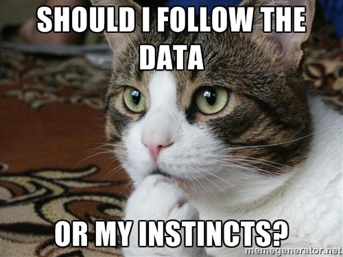 Cat Memes: Without Theory, Data Science Is Just About Cat Memes