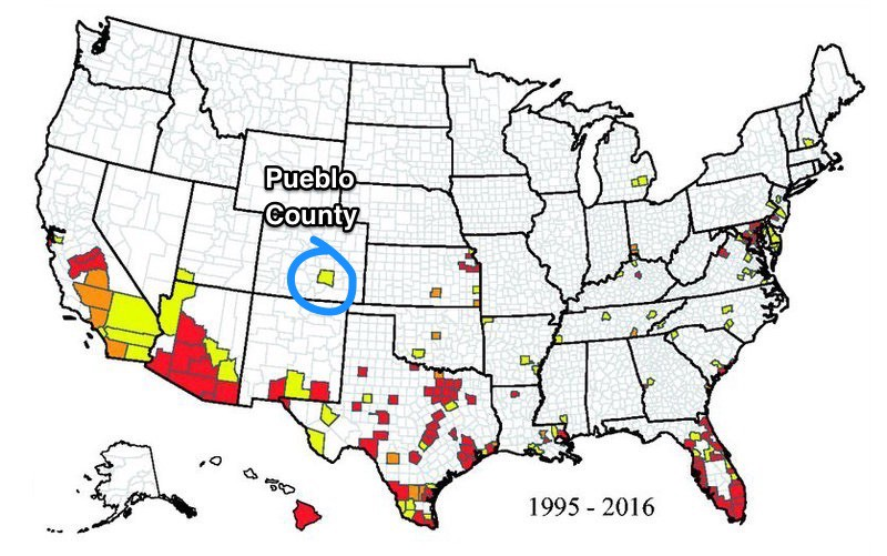 No Zika Not Likely In Pueblo County Pulp Newsmag