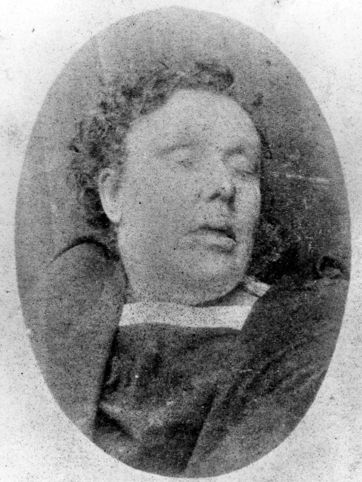 Annie Chapman, like all the Ripper's victims, was killed with extreme violence.