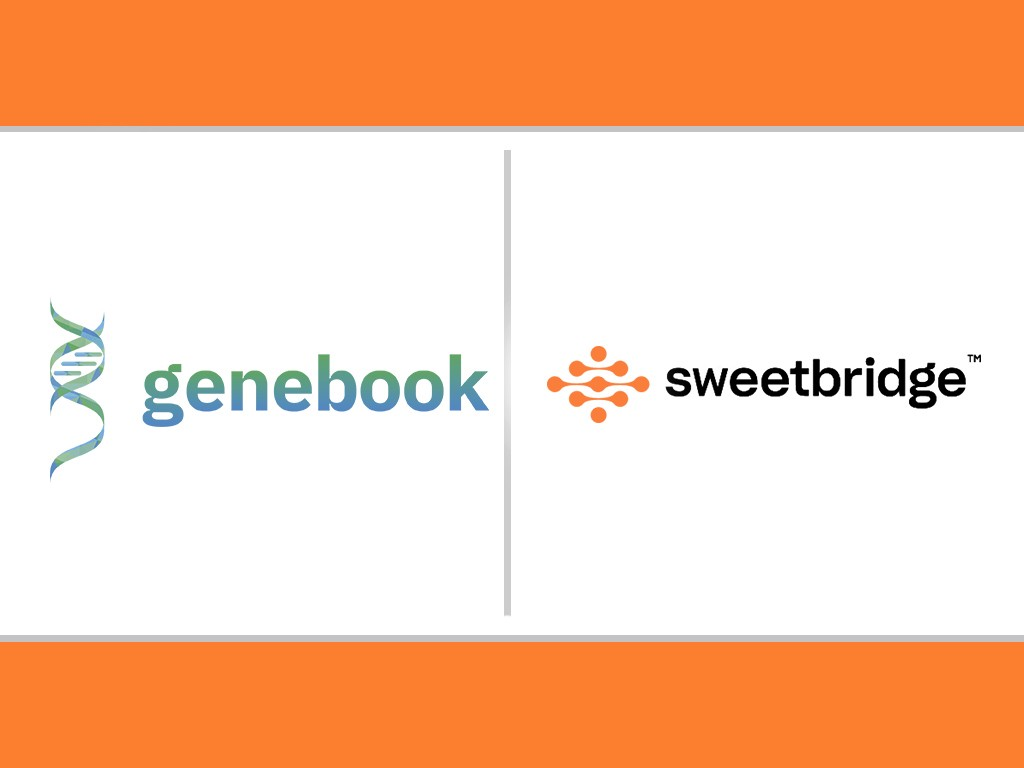 ... a global DNA-based marketplace that allows iniduals to safely own their genetic code has agreed to join the Sweetbridge Alliance Network as ...  sc 1 st  Sweetbridge & Genebook Joins the Sweetbridge Alliance Network Life Sciences Ecosystem