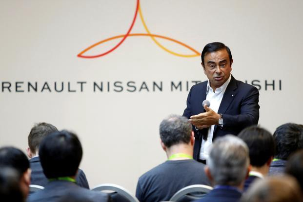 Renault Nissan Mitsubishi Alliance Sets Up $1 Billion Capital Fund For Auto  Tech