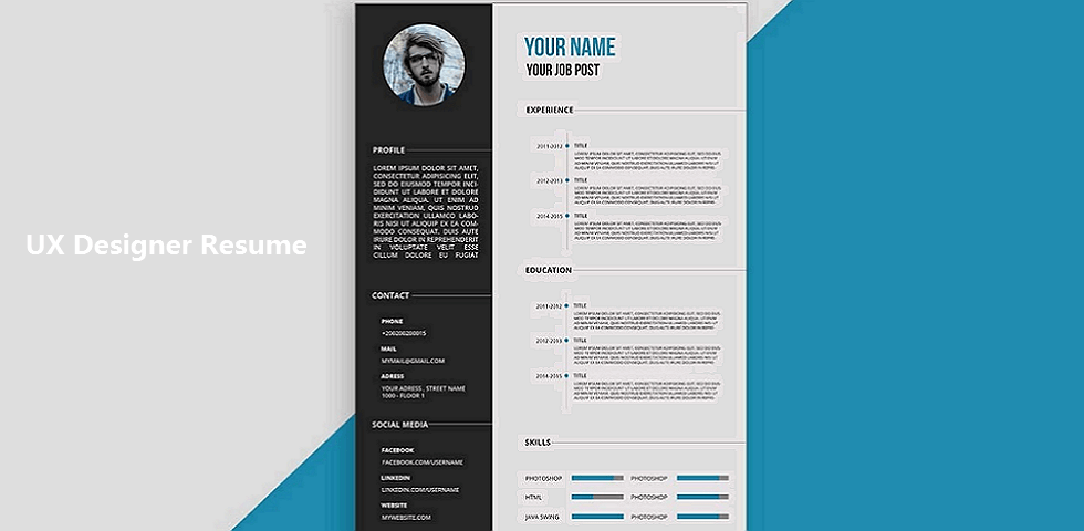 5 secrets to design an excellent ux designer resume and get hired
