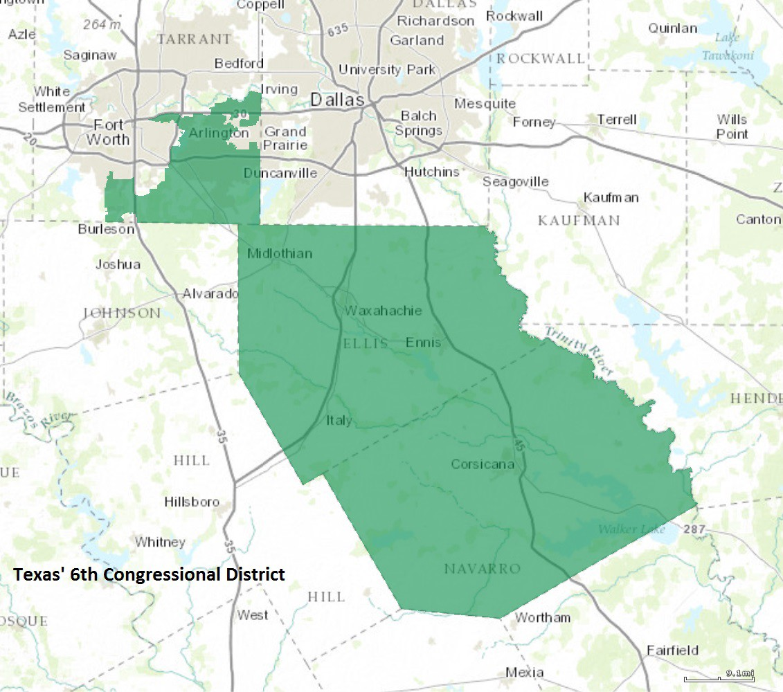 Texas Us House Of Representatives Districts Map Globalinterco - Texas us house district map