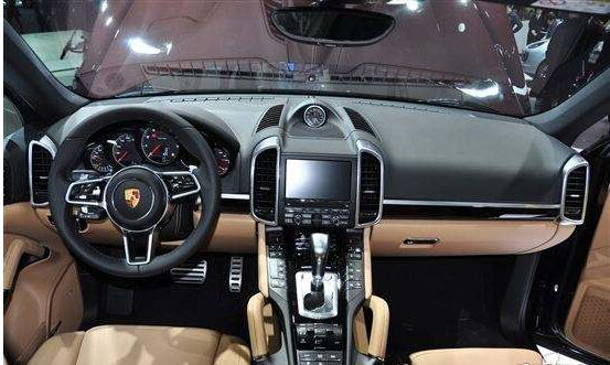 How To Solve The Problem Of Porsche Cayenne Instrument Cer Display Damage