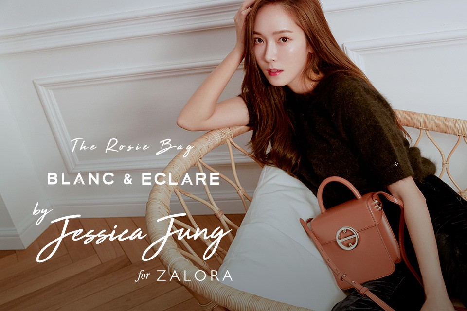 After last month s launch of the first-ever bag collection from BLANC    ECLARE 9890b7f350