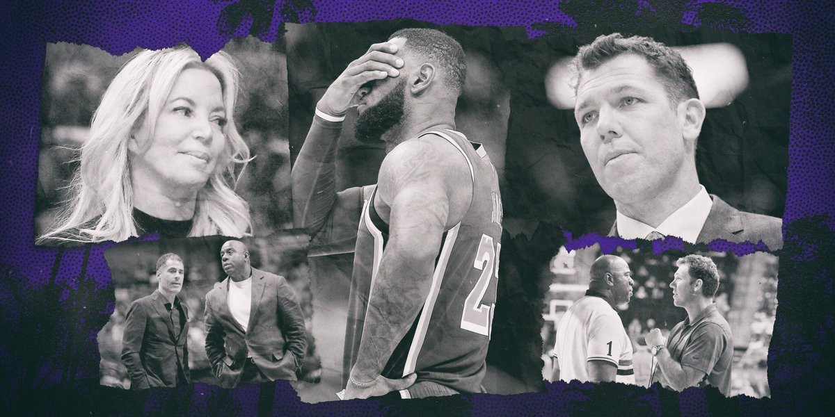 d5a6331ef9be Magic Johnson s surprise resignation as President of Basketball Operations  could be the best thing that happened to the Lakers or the worst depending  on how ...