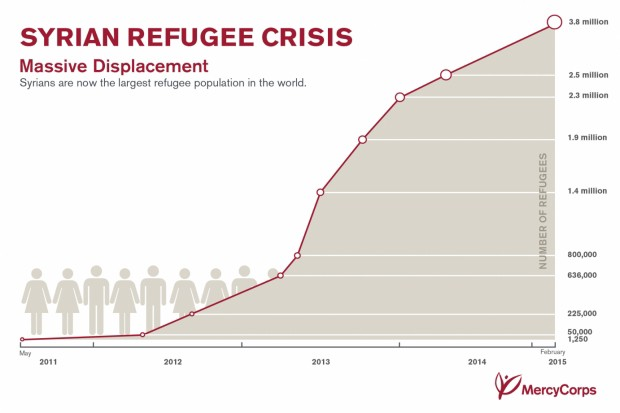 a look at the issues of population and basic needs of refugees