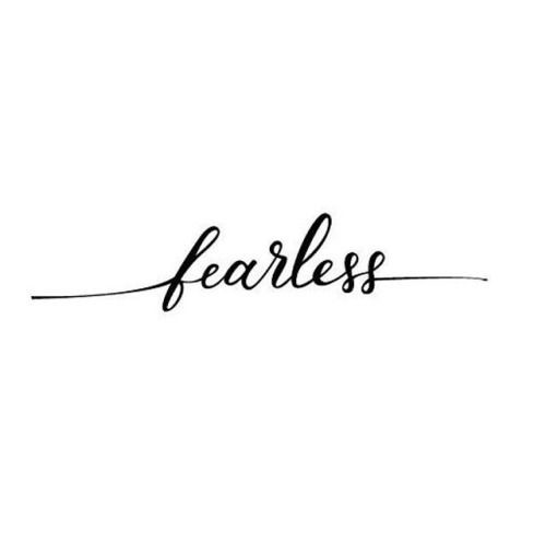 Join My Fearless Training Program & Be a Part of My Mission