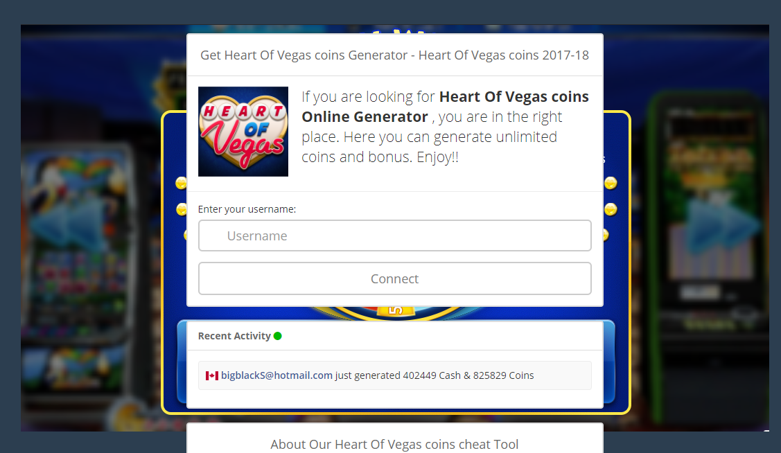 <b>Heart</b> of <b>Vegas</b> Free Coins Generator 2018 Andriod ios #200million