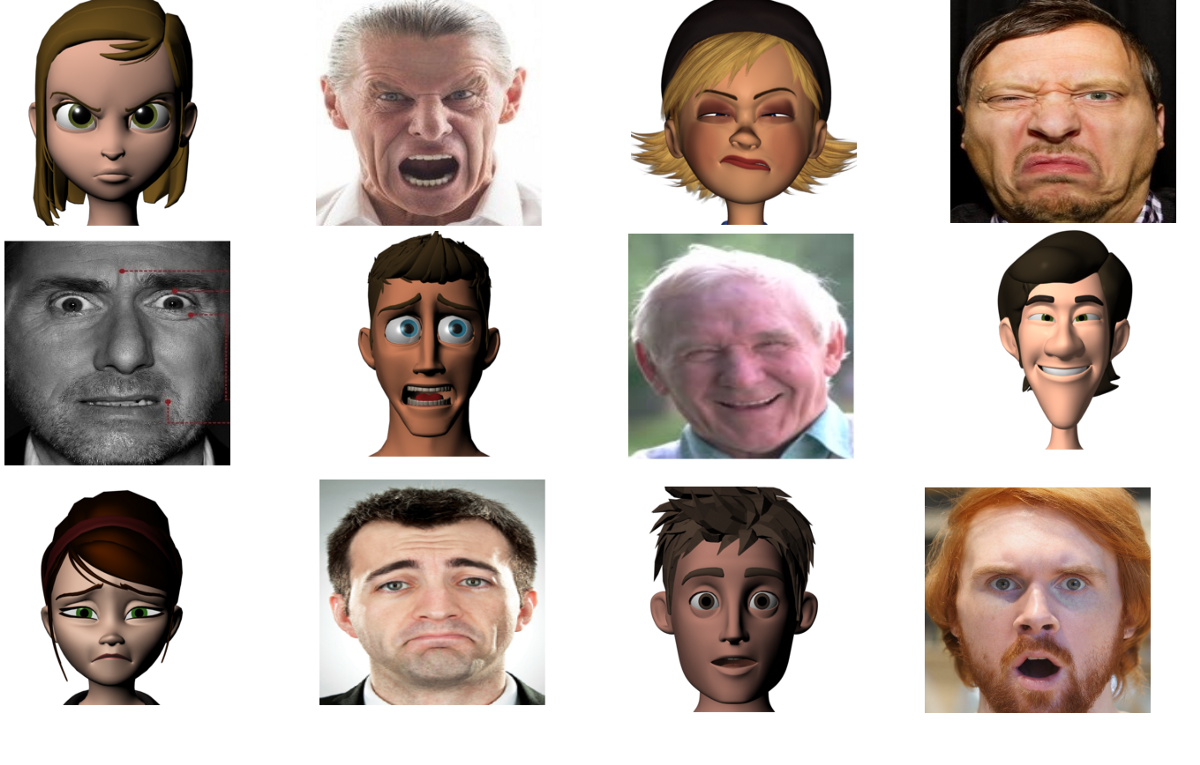 Real Time Facial Expression Recognition