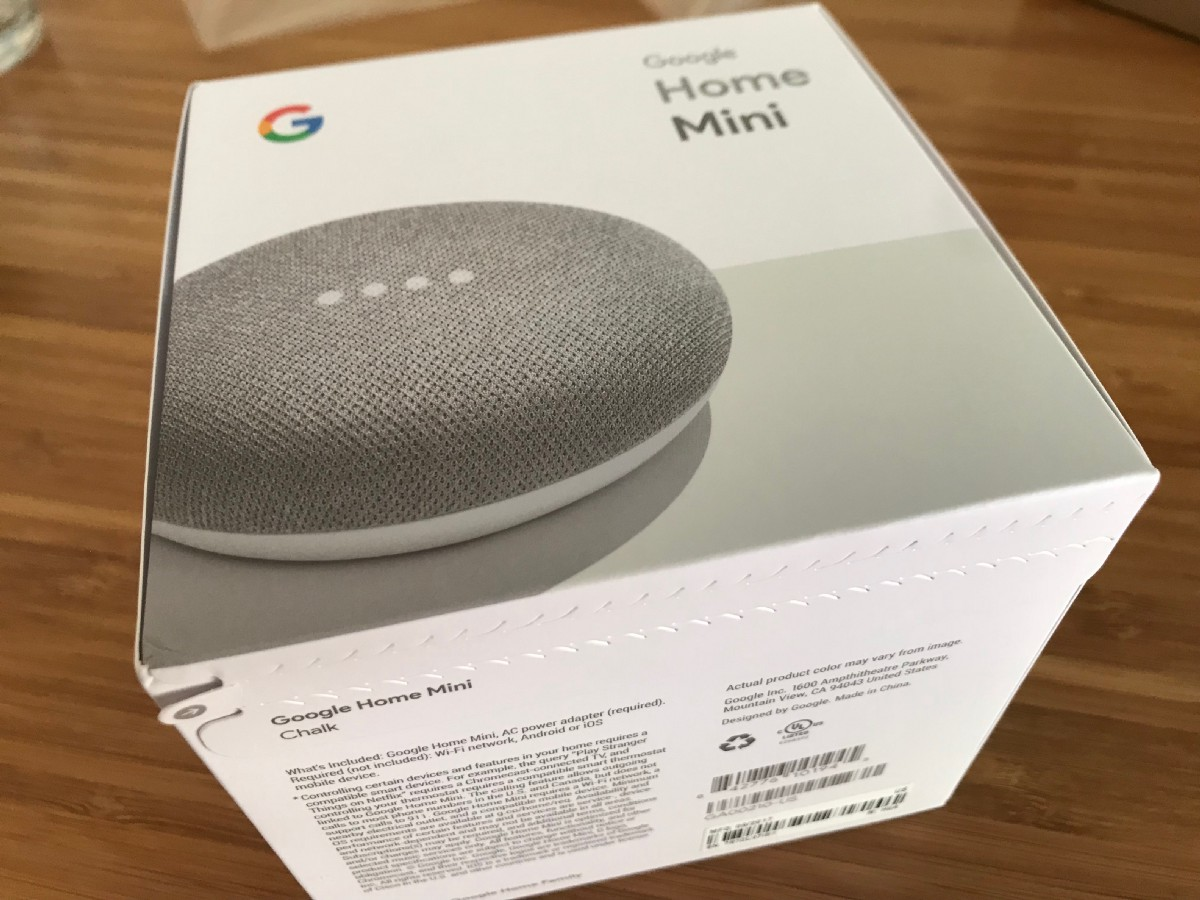 Google home mini teardown comparison to echo dot and for Google home mini