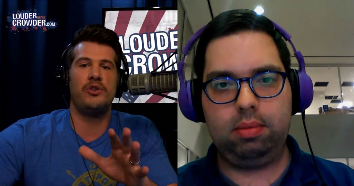 zack ford on louder with crowder 6 2 15 zack ford medium