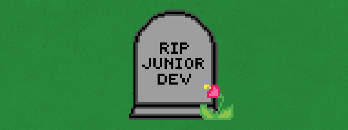 Who Killed The Junior Developer? – melissa mcewen – Medium