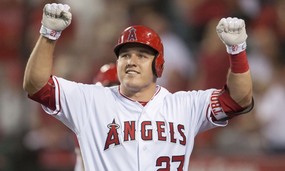 Mike Trout S War 500ish Words