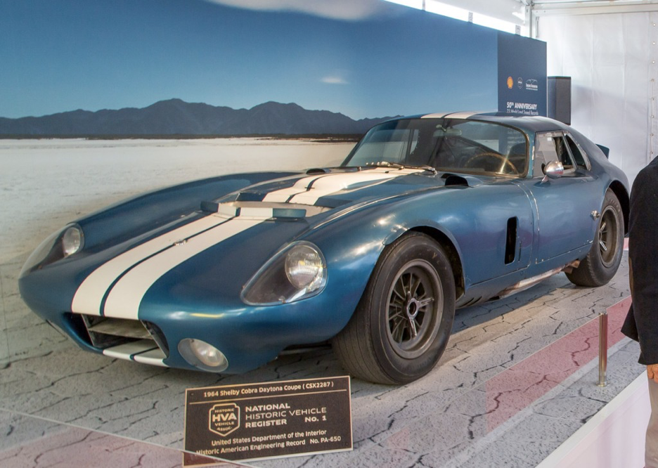 The Unusual and Slightly Dark History of Shelby Cobra ...