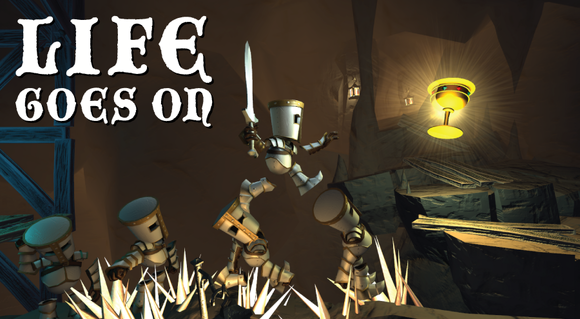 Life Goes On: Done to Death Review