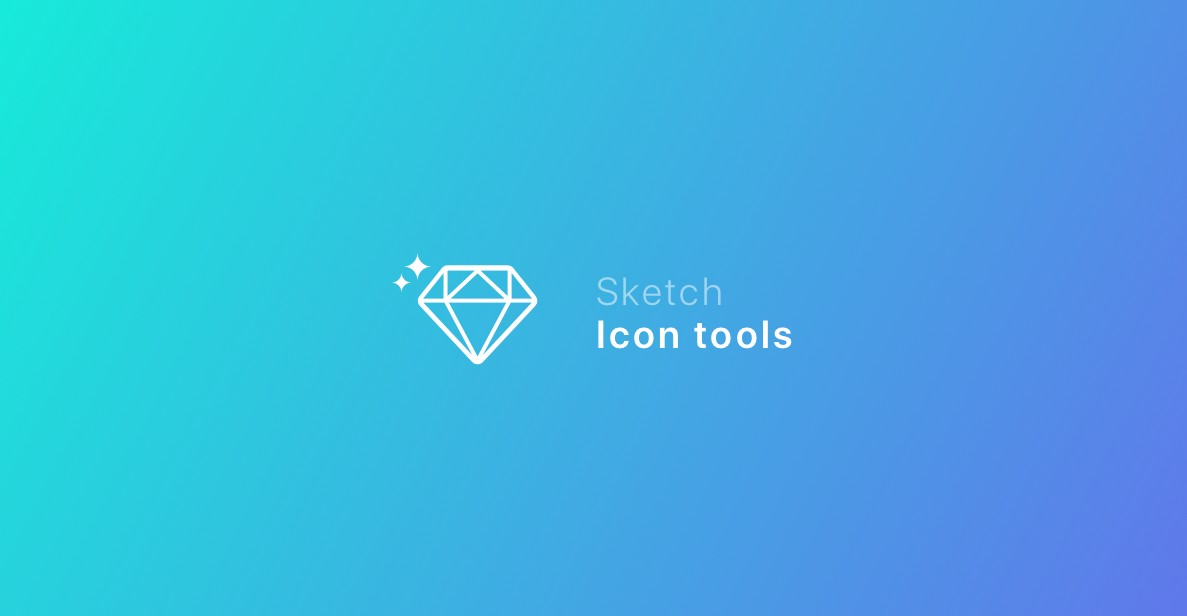 Icon tools — A Sketch plugin for those working with icons and the tint hack