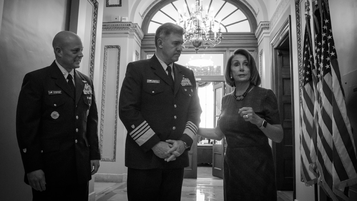 Madam Speaker: A Behind-the-Scenes Look At The U.S. Speaker Of The House (January 14–18, 2019)