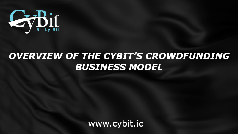 OVERVIEW OF THE CYBIT'S CROWDFUNDING BUSINESS MODEL