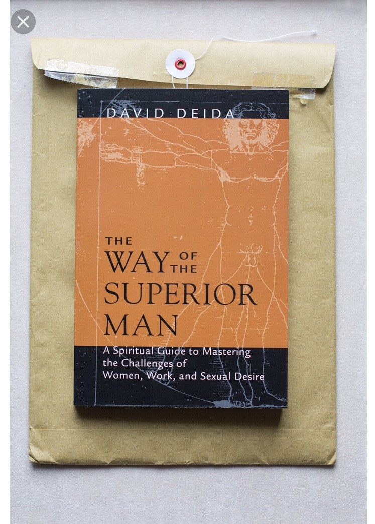 My Top 10 Takeaways From The Way Of The Superior Man By David Deida