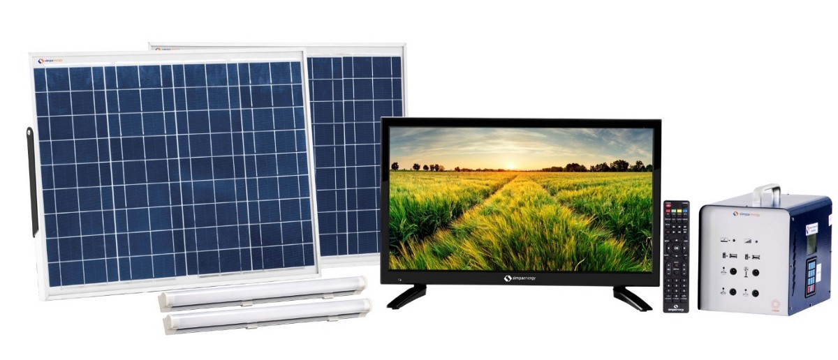 India Sees Launch Of 1st Solar Tv Service Powering Rural
